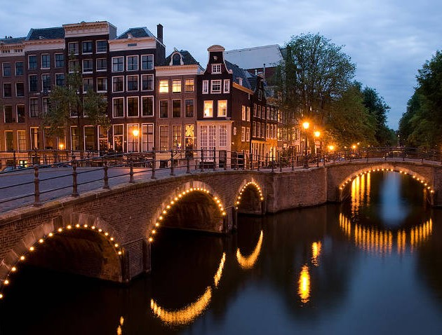 Judul Foto Amsterdam