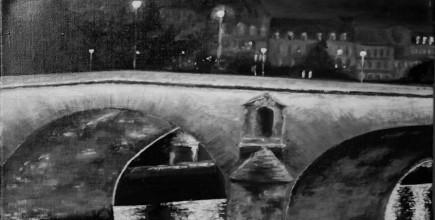 Segenggam Cahaya Seine