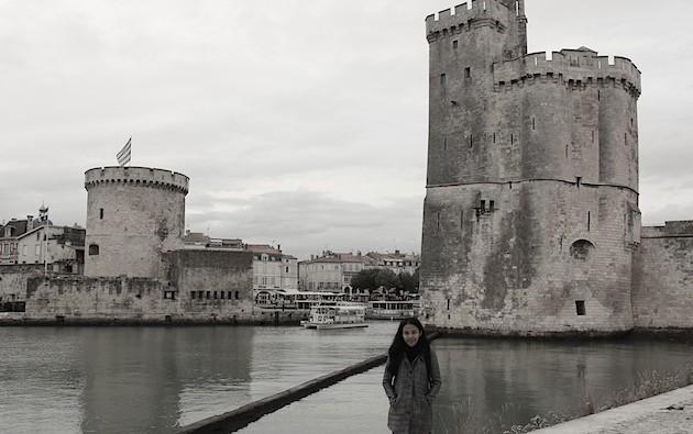 Pelabuhan La Rochelle