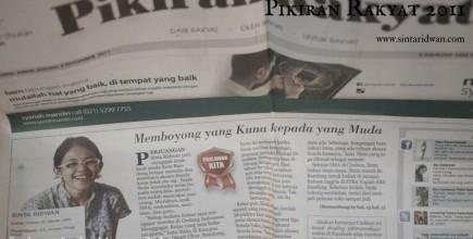 Pikiran Rakyat 2011