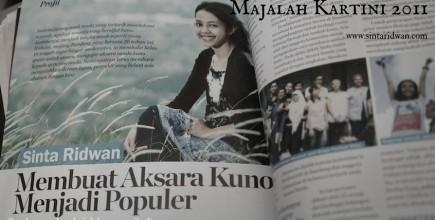 Majalah Kartini 2011